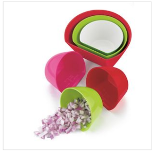 5. cuisipro measuring bowls